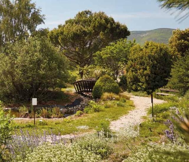 Jardin de Sanoflore