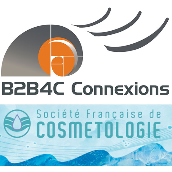Logos de la SFC et de B2B4C Connexions