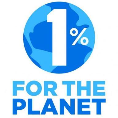 Logo 1 % pour la planète