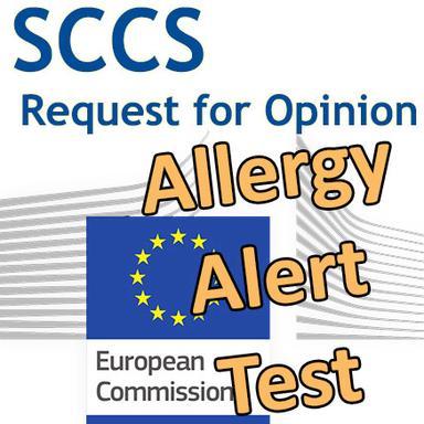 AAT (Test Alerte Allergie) : demande d'Opinion au CSSC
