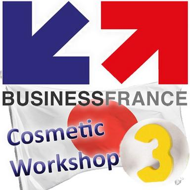 Logo Business France et drapeau japonais