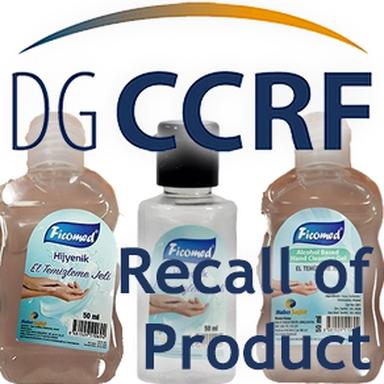 Recall of product