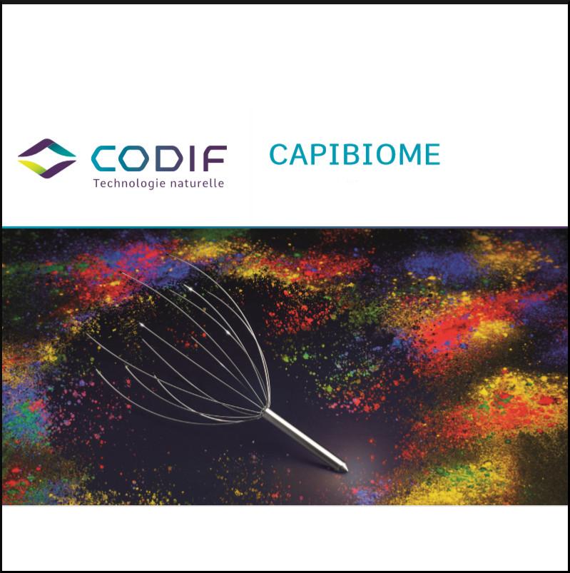 Microbiome cutané: le terrain de jeu de prédilection de Codif