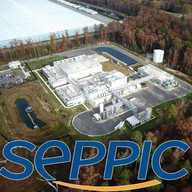Seppic s'implante en Amérique du Nord
