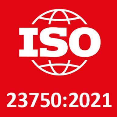 Publication de la norme ISO 23750:2021