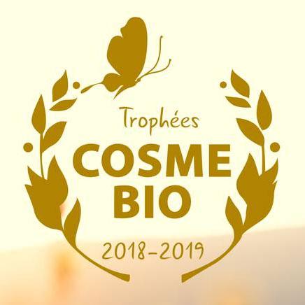 Logo des Trophées Cosmébio2018-2019