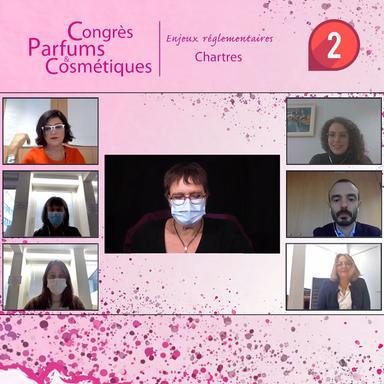 Congrès Parfums & Cosmétiques 2020 : le Q/R de la FEBEA - Volet Ingrédients