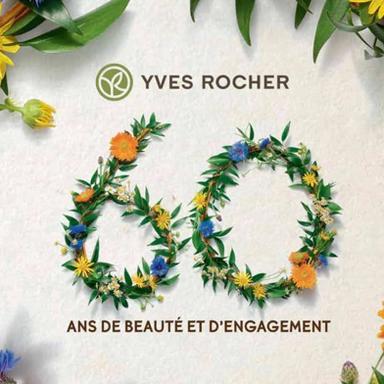 Yves Rocher séduit les consommateurs du monde entier