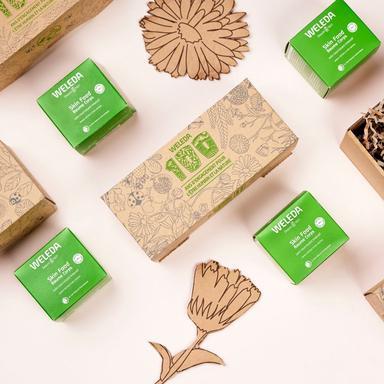 Emballages : les démarches écoresponsables de Weleda