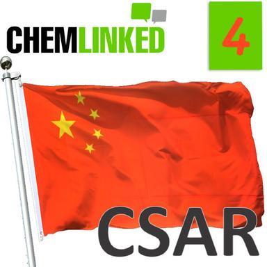 Chine : l'étiquetage cosmétique selon le CSAR