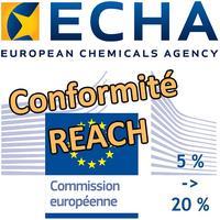 REACH : bientôt plus de dossiers vérifiés par l'ECHA