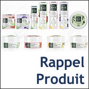 Rappel de produits N.A.E. par Henkel France