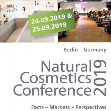 Le packaging durable au programme de la prochaine Conférence sur les cosmétiques naturels de Berlin