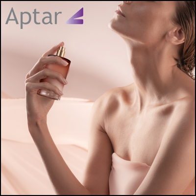 Aptar embellishes the art of perfume