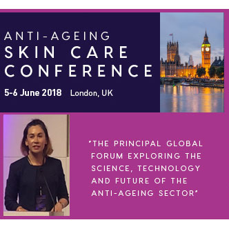 Dr Bianca McCarthy at the 6th Anti-Ageing Skin Care Conference