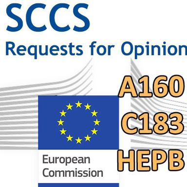 Demandes d'Opinion au CSSC