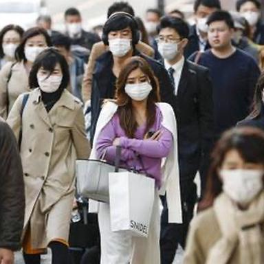 Japon : Le marché cosmétique relativement épargné par le coronavirus