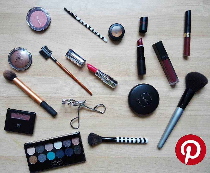 Pinterest's beauty trends