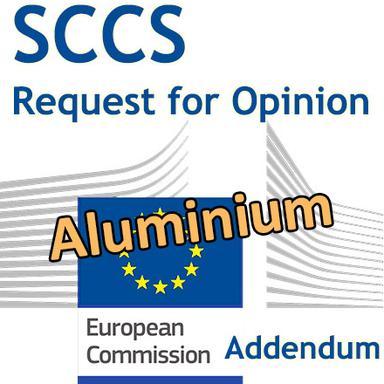 CSSC : Demande d'addendum à l'Opinion sur l'aluminium