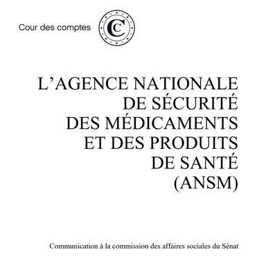 Vers un transfert des compétences de l'ANSM pour le contrôle des cosmétiques ?