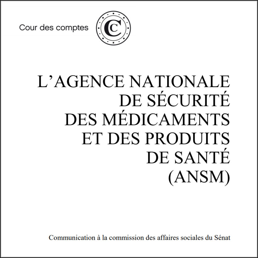 Towards a transfer of ANSM's competences for the control of cosmetics?