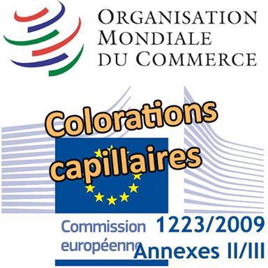Colorations capillaires : l'Europe notifie à l'OMC des changements de réglementation pour 10 substances