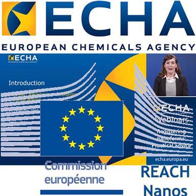 ECHA : les entreprises doivent fournir plus d'informations sur les formes nanos