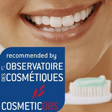 Sélection de dentifrices blanchissants