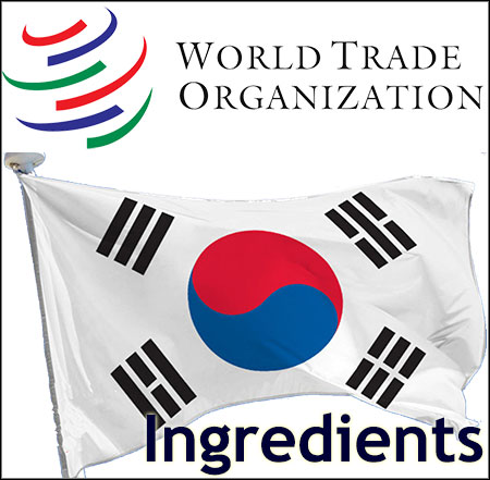 South Korea announces regulatory changes for many cosmetic ingredients