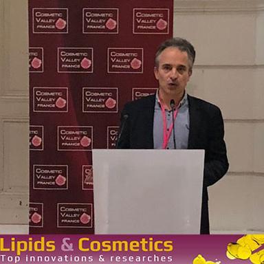 Pierre Villeneuve au congrès Lipids & Cosmetics