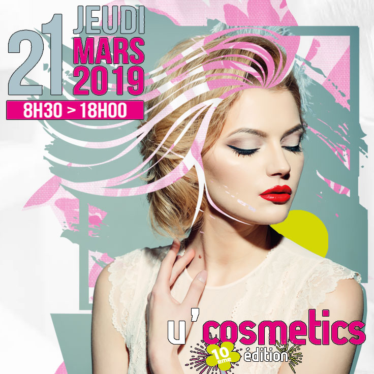U'Cosmetics 10th edition