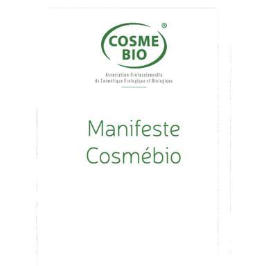 Manifeste Cosmébio : l'association réaffirme ses engagements