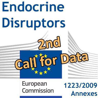 Perturbateurs endocriniens : 2e appel à données de la Commission européenne