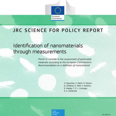 Identification des nanomatériaux : le JRC recommande les méthodes appropriées