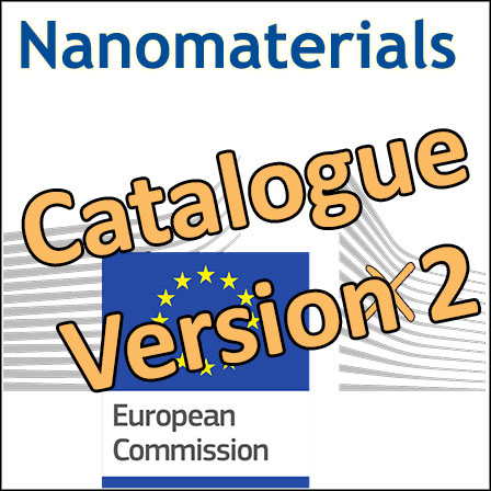 Nanomaterials: Version2of the catalogue