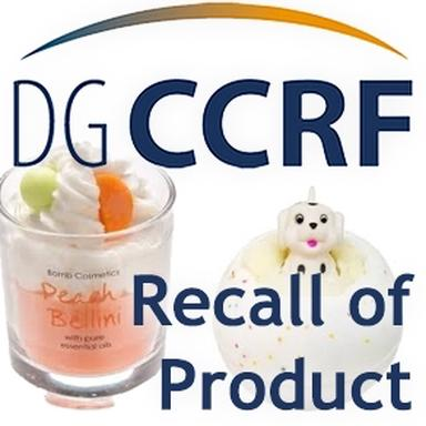 Recall of products