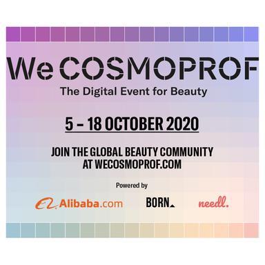 WeCosmoprof revient pour la deuxième fois