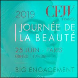 June25: the Journée de la Beauté by CEW-France