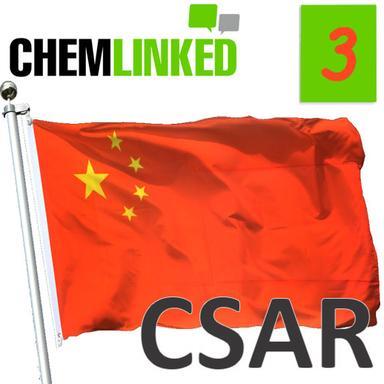 Chine : l'enregistrement et la notification des nouveaux ingrédients cosmétiques selon le CSAR