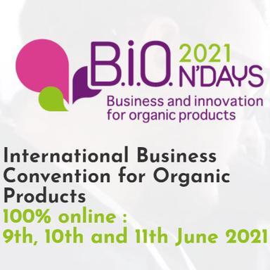 B.I.O.N'DAYS 2021 : Comment concilier la croissance et la confiance dans le bio ?