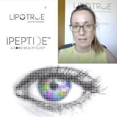 iPeptide de Lipotrue : l'actif qui réveille le contour des yeux