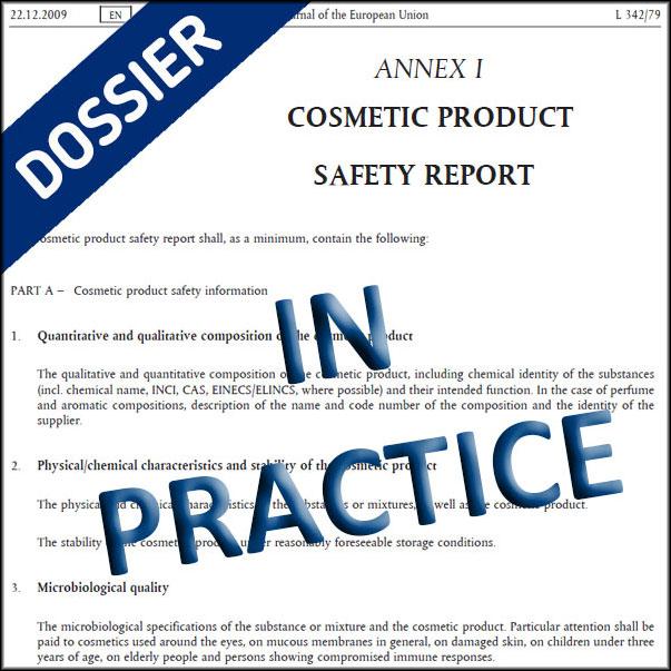 Dossier: Annex I to Regulation1223/2009