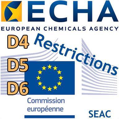 ECHA : le SEAC adopte son opinion finale sur la restriction des D4, D5 et D6