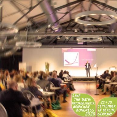 13e édition de la Conférence sur les cosmétiques naturels