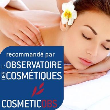 Sélection d'huiles et baumes de massage