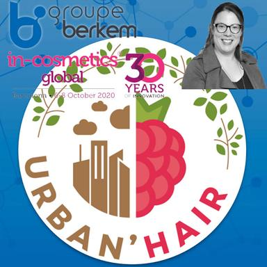 Teasing in-cosmetics : Urban'Hair de Berkem, le protecteur antipollution