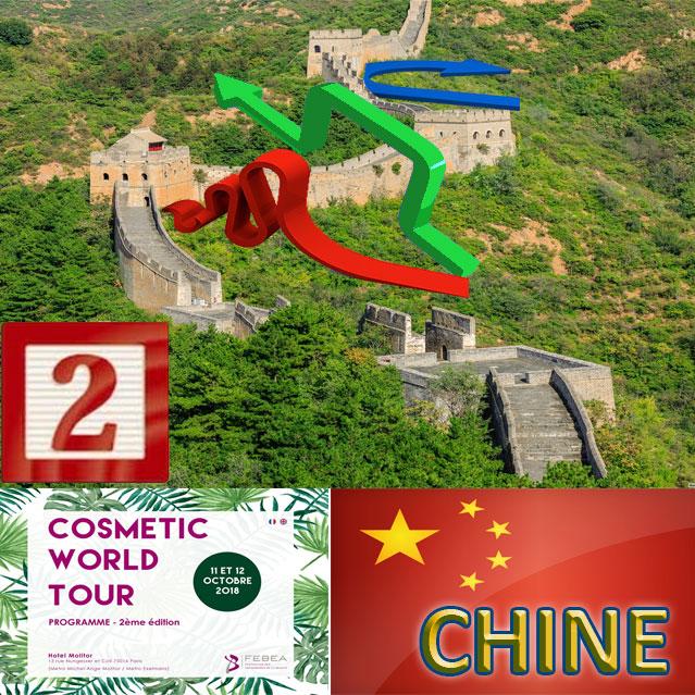 L'export en Chine