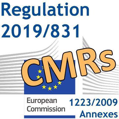 2019/831 : le premier Règlement CMR a été publié