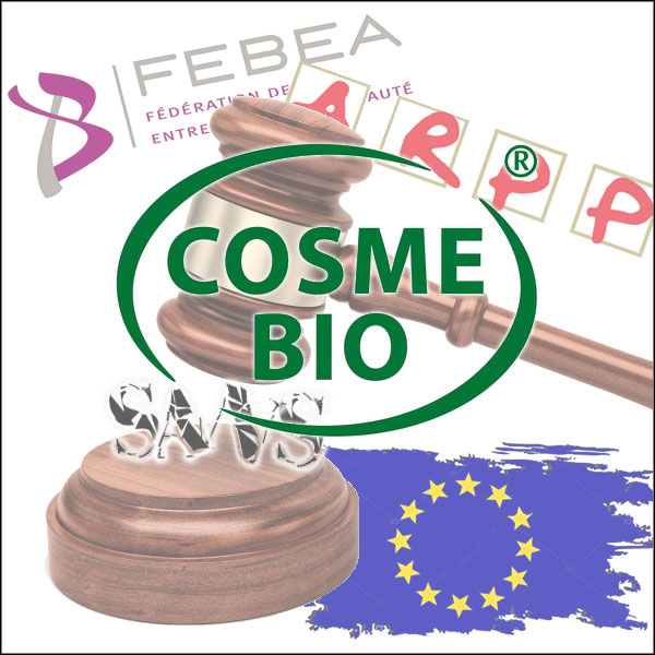 Cosmébio's position on the prohibition of