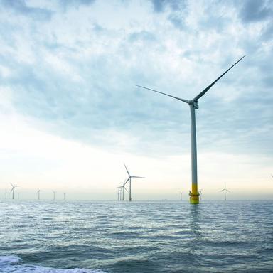 BASF achète la moitié d'un parc éolien maritime